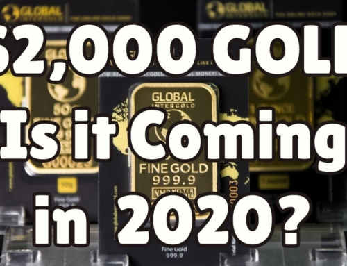 $2,000 Gold – Is it coming in 2020?