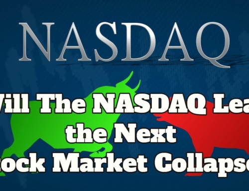 Will The Nasdaq Lead The Next Stock Market Collapse?