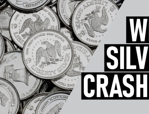 Why Silver Prices Crashed