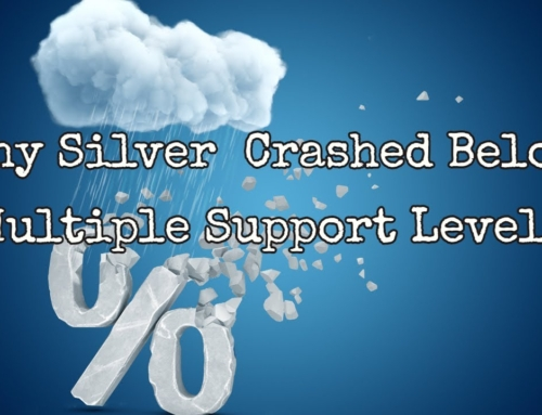 Why Silver Prices Crashed Below Multiple Support Levels Today