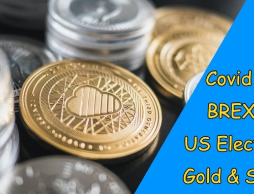 Covid 19, Brexit, US Elections, Gold & Silver Prices (Part 1)