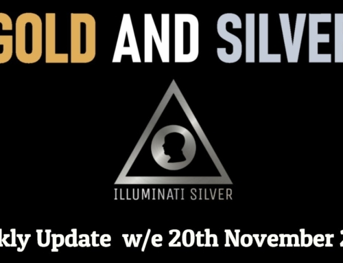 Gold & Silver Weekly Update for w/e 20th November 2020