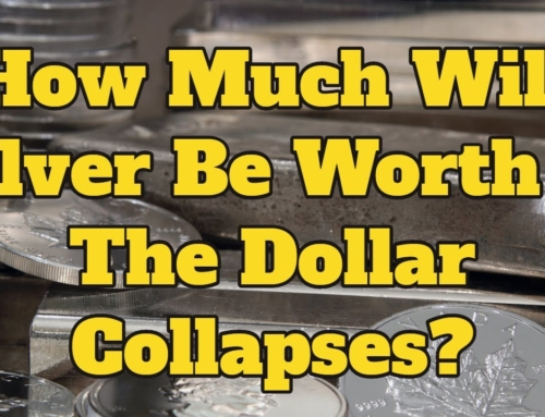 How Much Will Silver be Worth if the Dollar Collapses