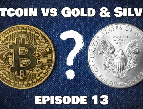 Bitcoin vs Gold & Silver – Episode 13 – Everything Is Falling
