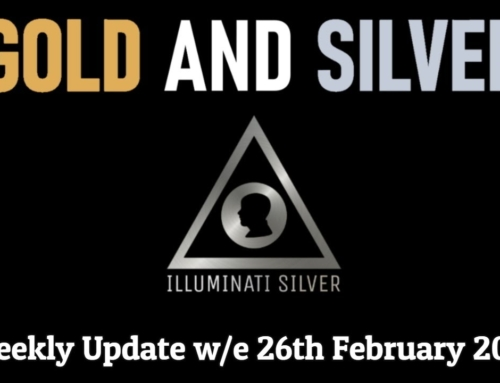 Gold & Silver Weekly Update for w/e 26th February 2021