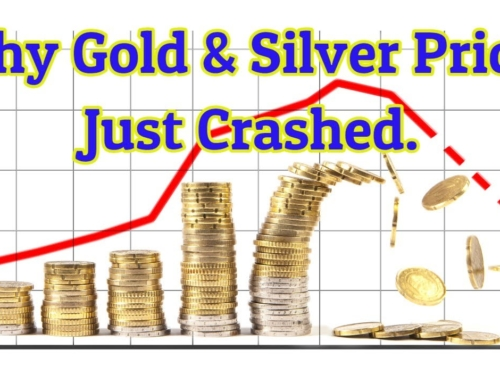 Why Gold & Silver Prices Just Crashed
